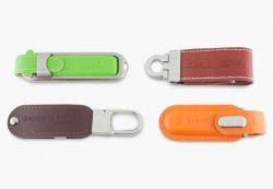 Cuir - Clé USB