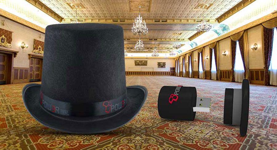 Les chapeaux Pow3r