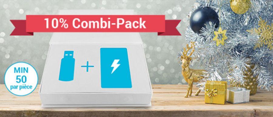 Combi-Pack (10%)