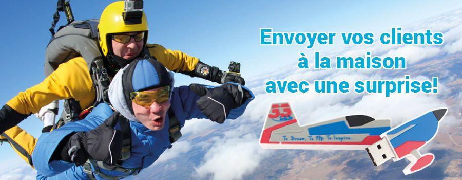 A tous les clubs de parachutisme: votre attention s'il vous plait!