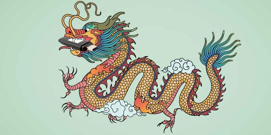 """Clés USB et chargeurs portatifs lors de la """"Chinese Golden Week"""""""