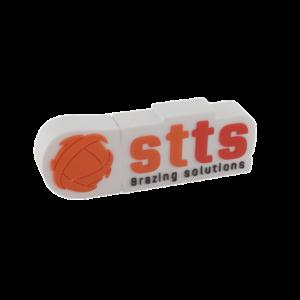2D logo en relief - Clé USB