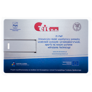 Carte de Credit Aluminium - Clé USB
