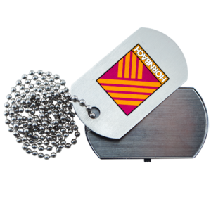 Dog Tag - Clé USB