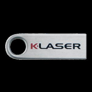 Mini Argent - Clé USB